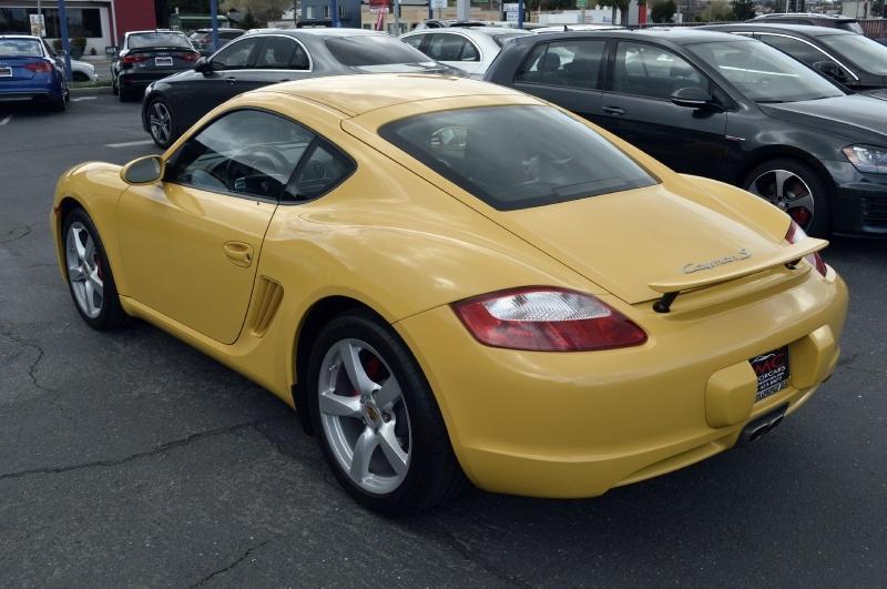Porsche Cayman 2008 price $24,990
