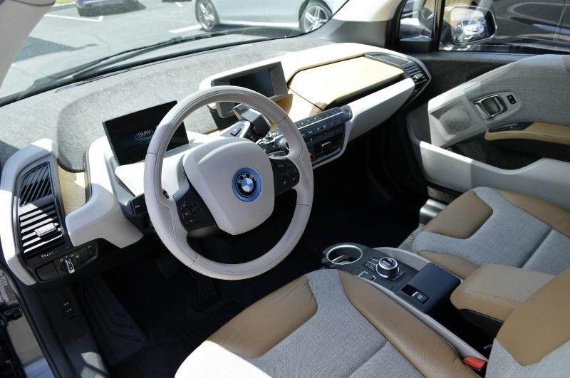 BMW i3 2017 price $16,990