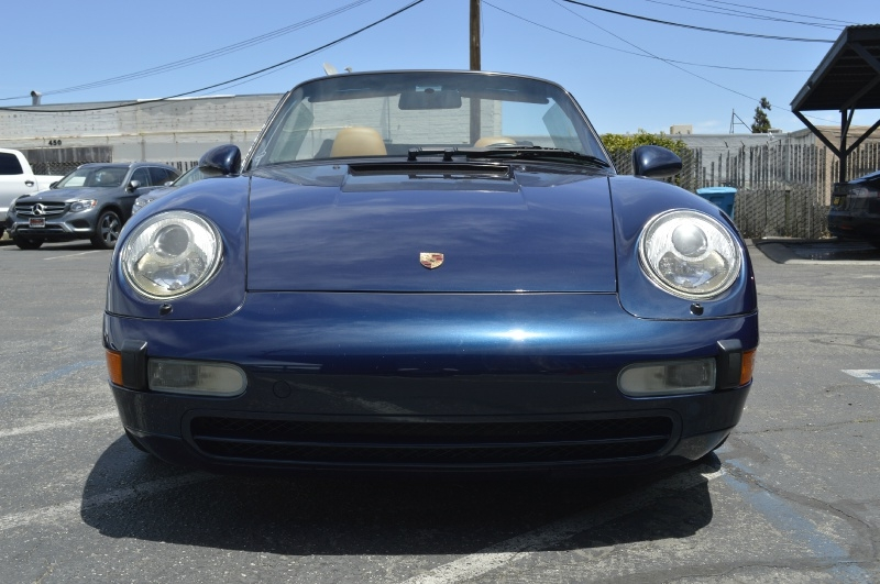 Porsche 911 Carrera 1998 price $59,990