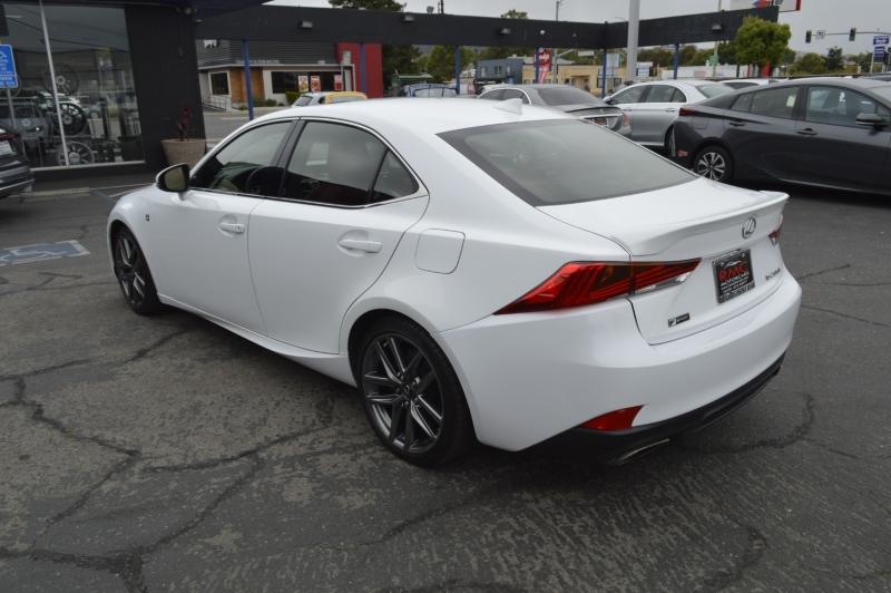 Lexus IS 2017 price $27,880