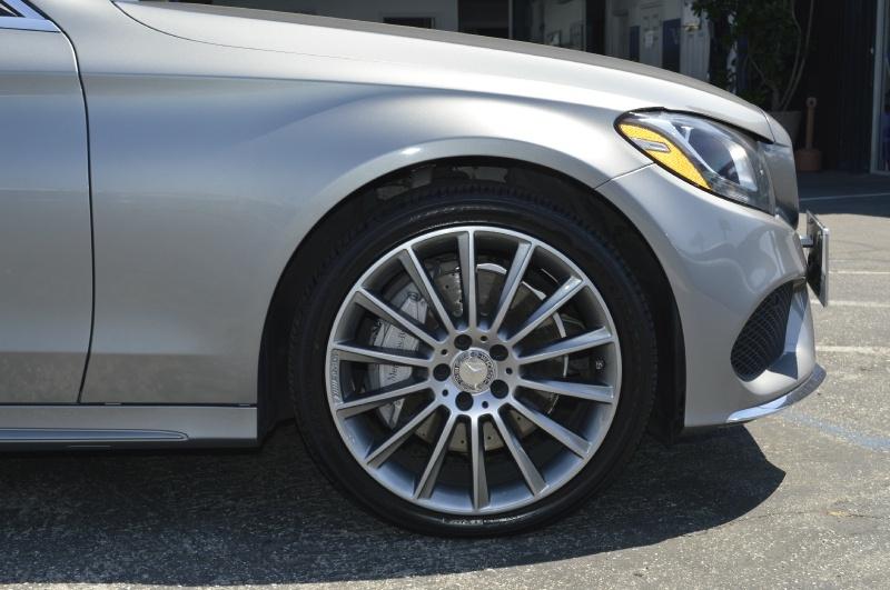 Mercedes-Benz C-Class 2015 price $20,880