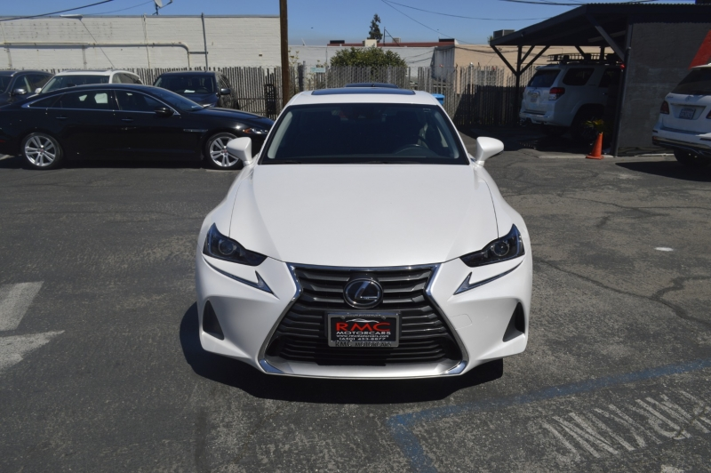 Lexus IS 2017 price $26,880