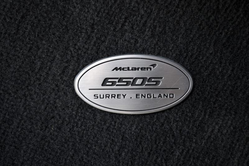 Mclaren 650S 2015 price $139,990