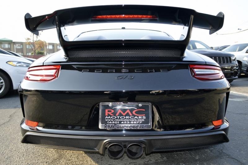 Porsche 911 2018 price $145,880