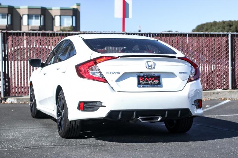 Honda Civic Sedan 2020 price $20,990