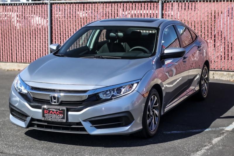 Honda Civic Sedan 2017 price $16,770