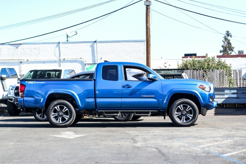 Toyota Tacoma 2017 price $27,990