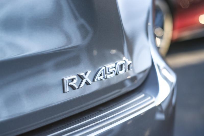 Lexus RX 2017 price $35,990
