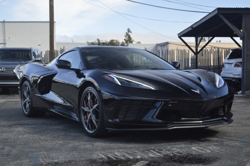 Chevrolet Corvette 2020 price $90,990