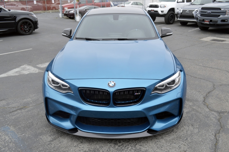 BMW M2 2017 price $46,880