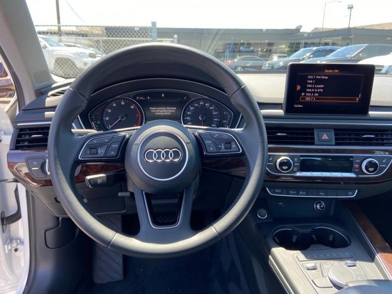 Audi A4 2018 price $27,880