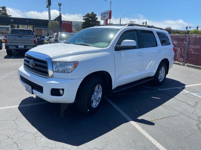 Toyota Sequoia 2014 price $31,880