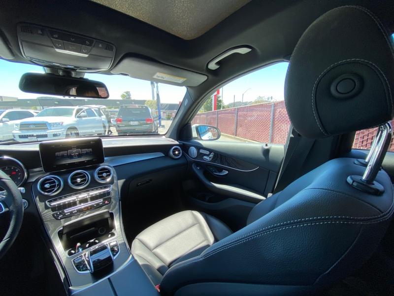 Mercedes-Benz GLC 2018 price $37,880