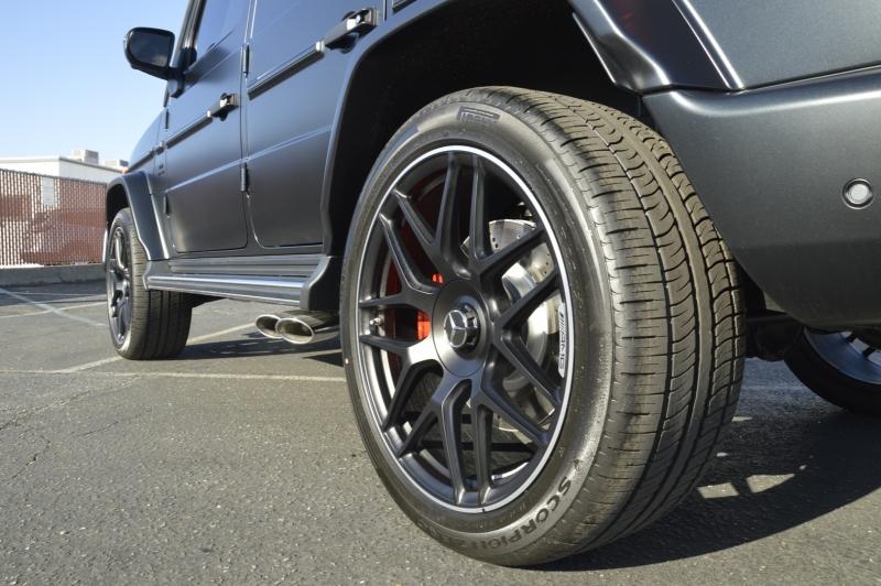 Mercedes-Benz G-Class 2021 price $245,880