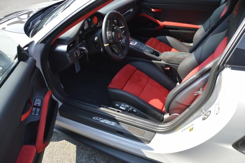 Porsche 911 2018 price $368,880