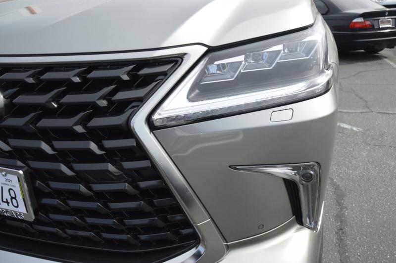 Lexus LX 2021 price $115,880