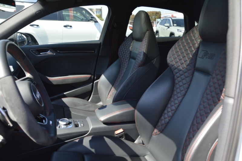 Audi RS 3 Sedan 2018 price $62,880