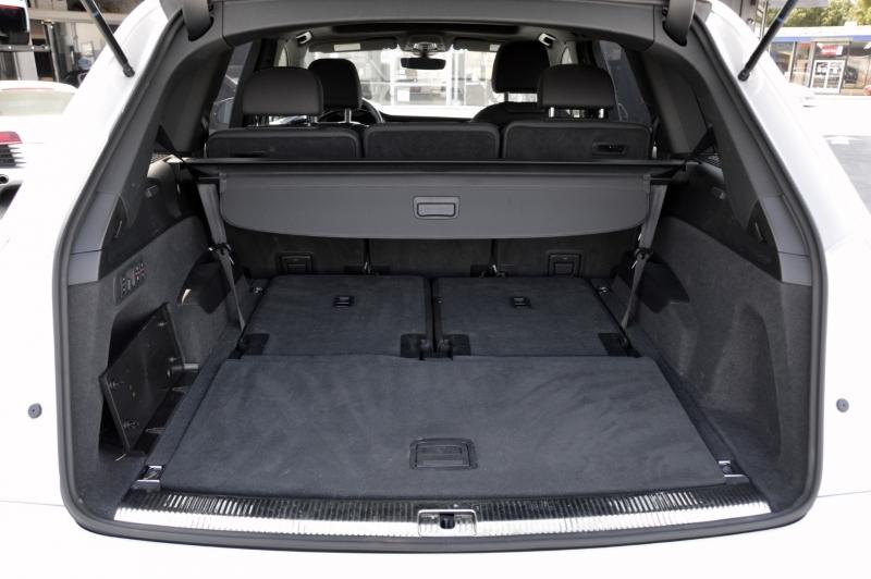 Audi Q7 2020 price $64,990