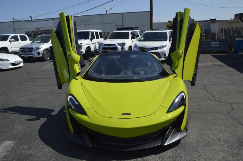 Mclaren 600LT 2020 price $259,990