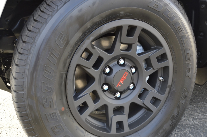 Toyota 4Runner 2021 price $58,045