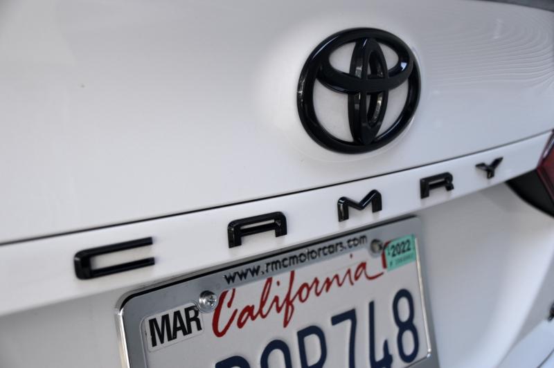 Toyota Camry 2020 price $29,990