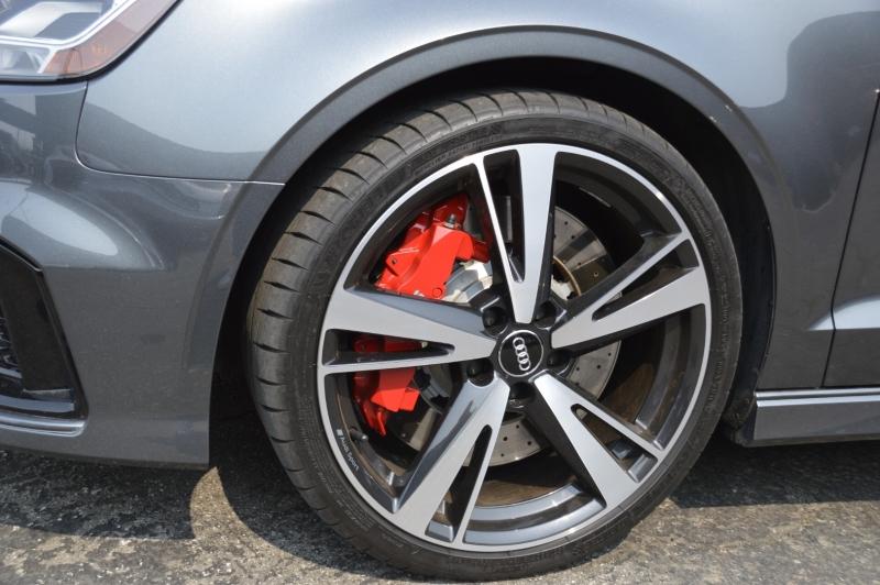 Audi RS 3 Sedan 2018 price $59,990
