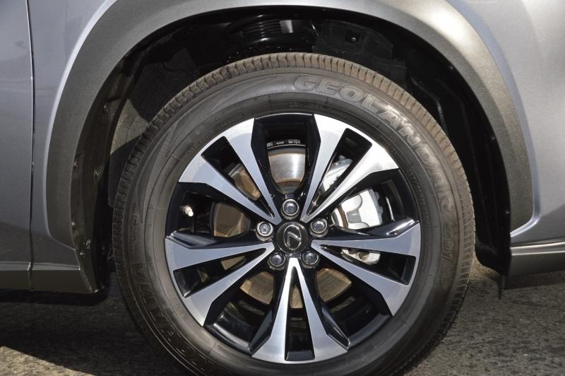 Lexus NX 2020 price $42,880