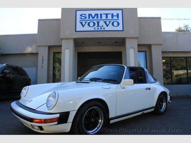 Porsche 911 TARGA LOTS OF RECORDS 1988 price $49,777