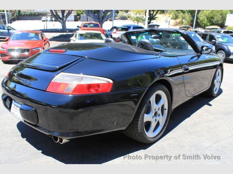 Porsche 911 Carrera 2002 price $24,777