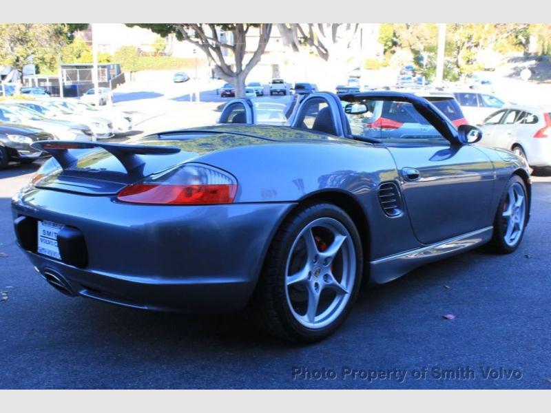 Porsche Boxster 2004 price $23,777