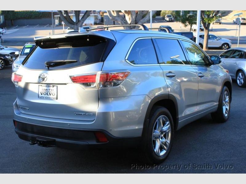 Toyota Highlander 2016 price $27,998