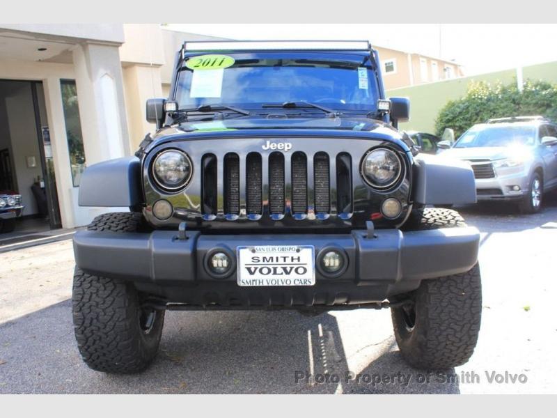 Jeep Wrangler 2011 price $24,988
