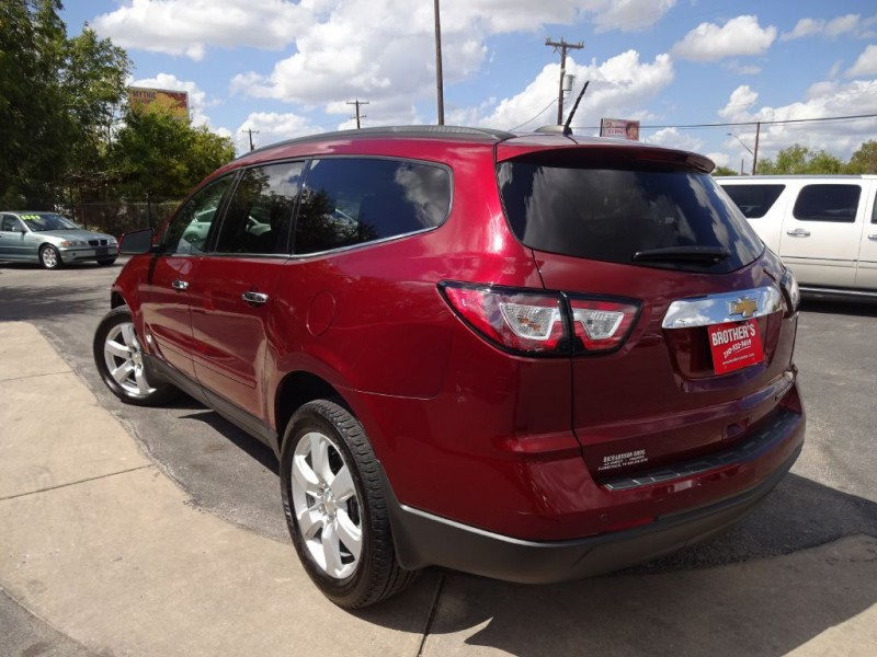 CHEVROLET TRAVERSE LT 2016 price $14,995