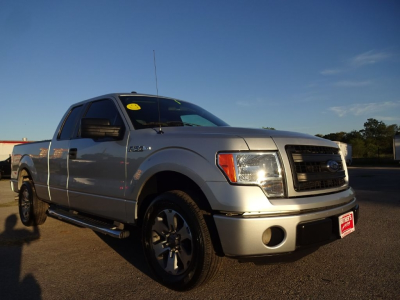 FORD F150 2013 price