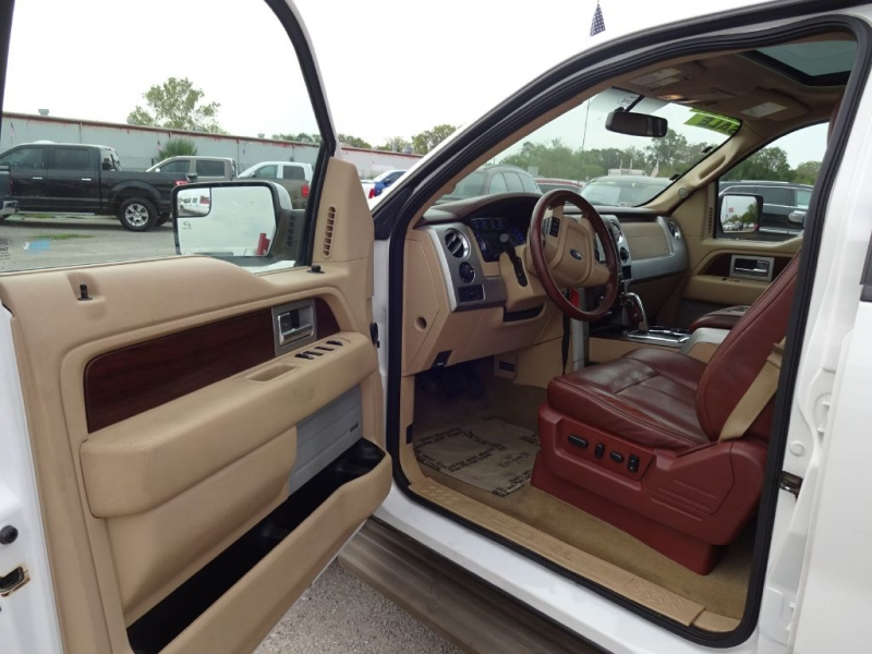 FORD F150 KING RANCH 2013 price $24,995