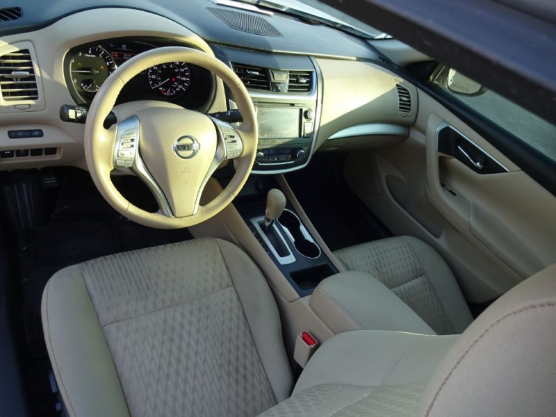 NISSAN ALTIMA 2016 price
