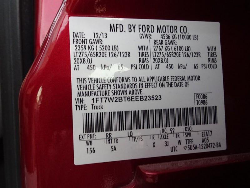 FORD F250 LARIAT 2014 price $35,995