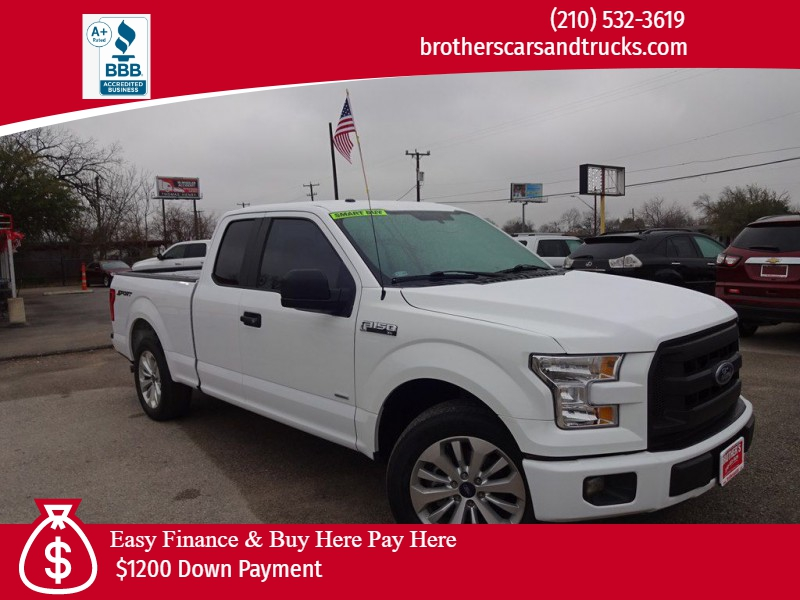 FORD F150 2016 price $1,200 Down