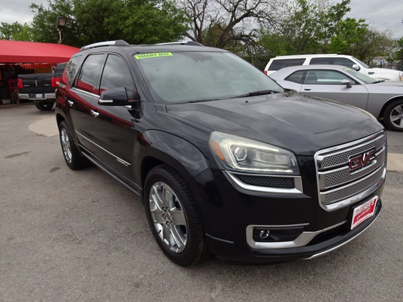 GMC ACADIA 2014 price $1,200 Down