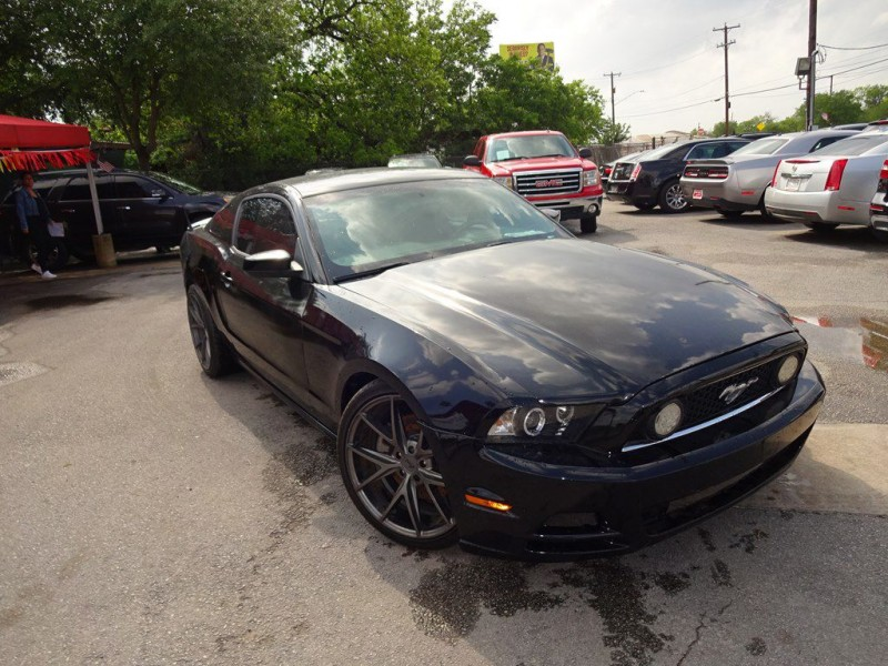 FORD MUSTANG 2014 price $1,200 Down