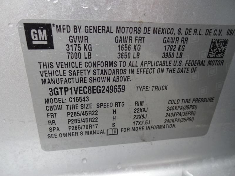 GMC SIERRA 2014 price $1,200 Down