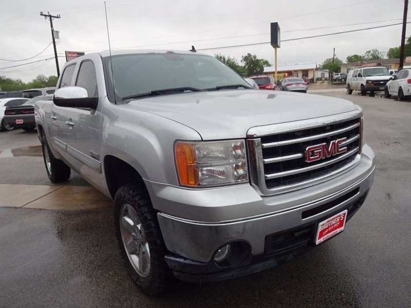 GMC SIERRA 2013 price $1,200 Down
