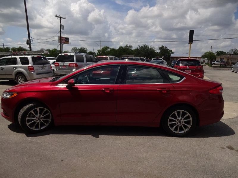 FORD FUSION 2017 price $1,200 Down