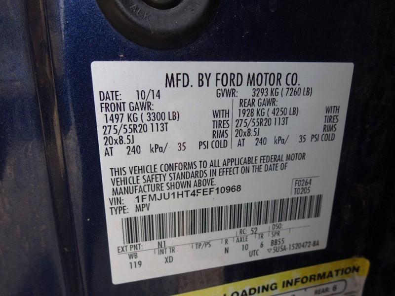 FORD EXPLORER 2015 price $1,200 Down
