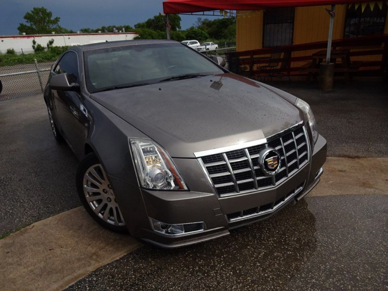 CADILLAC CTS 4 2012 price $1,200 Down