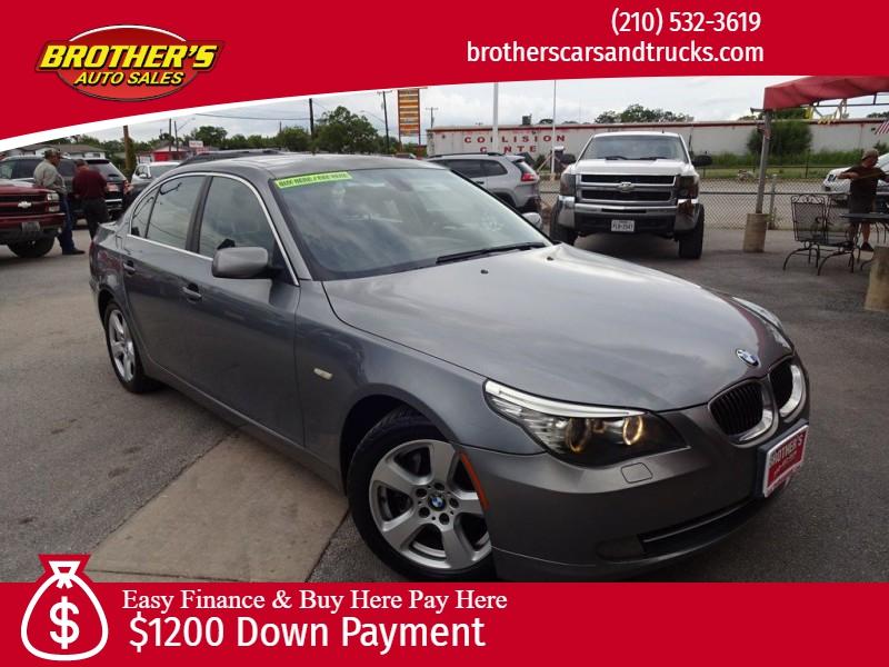 BMW 535 2008 price $1,200 Down
