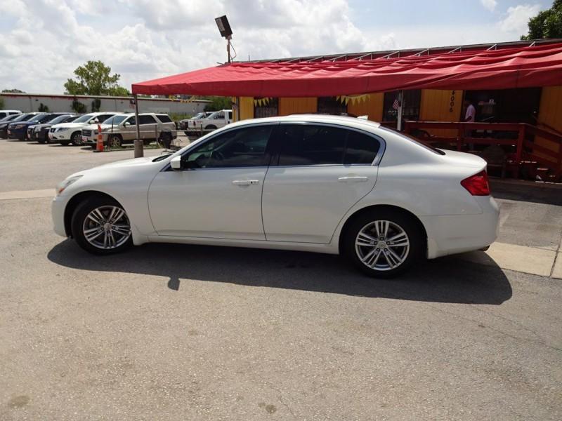 INFINITI G37 2013 price $1,200 Down