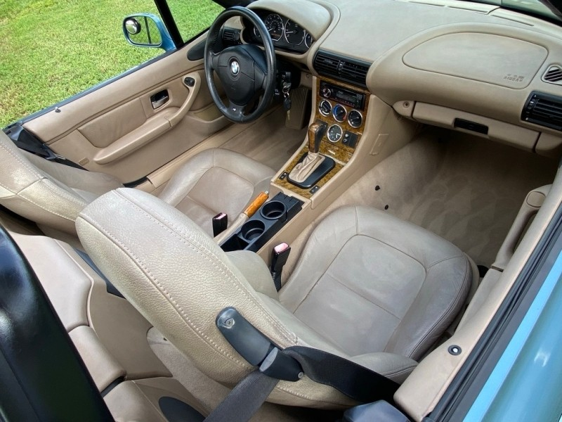 BMW Z3 2001 price SOLD