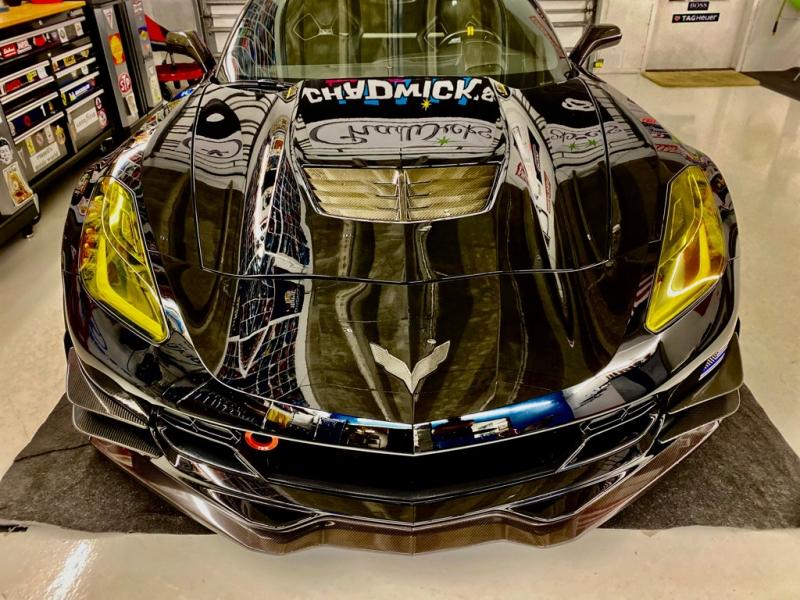 Chevrolet Corvette 2015 price SOLD