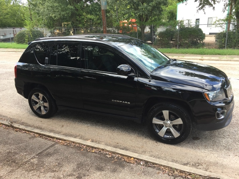 Jeep Compass 2016 price $6,000